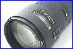 Nikon AF Nikkor 80-200mm f/2.8 D ED New type Lens from Japan #l65