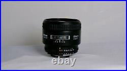 Nikon AF Nikkor 85mm f/1.8D (EXC)