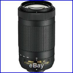 Nikon AF-P DX NIKKOR 70-300mm f/4.5-6.3G ED VR Lens 20062