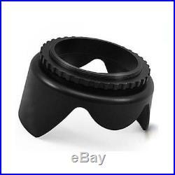 Nikon AF-P DX NIKKOR 70-300mm f/4.5-6.3G ED VR Lens + Bundle For DSLR Cameras