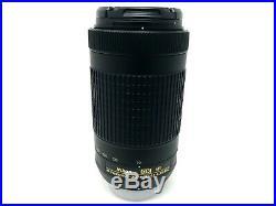 Nikon AF-P DX NIKKOR 70-300mm f/4.5-6.3G ED VR UK NEXT DAY DELIVERY