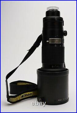 Nikon AF-S 200-400mm f/4G ED VR