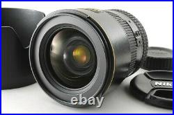 Nikon AF-S DX NIKKOR 17-55mm f/2.8 G ED SWM IF Lens withHood Excellent from Japan