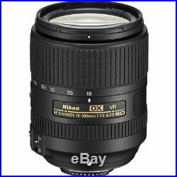 Nikon AF-S DX NIKKOR 18-300mm f/3.5-6.3G ED VR Lens 2216