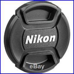 Nikon AF-S DX NIKKOR 35mm f/1.8G Lens + Top Value Accessories
