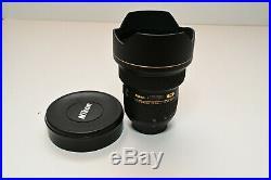 Nikon AF-S NIKKOR 14-24mm f/2.8G ED IF N SWM Ultra-Wide Zoom Lens USA MINT