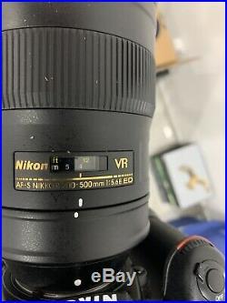 Nikon AF-S NIKKOR 200-500mm F/5.6E ED VR #240