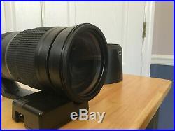 Nikon AF-S NIKKOR 200-500mm f/5.6E ED VR Super Telephoto Zoom Lens