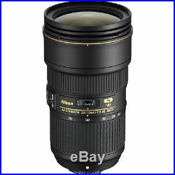 Nikon AF-S NIKKOR 24-70mm f/2.8E ED VR Lens 20052
