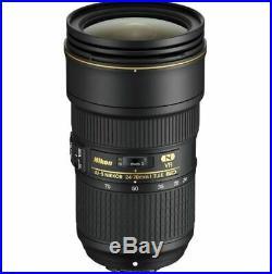 Nikon AF-S NIKKOR 24-70mm f/2.8G ED VR Zoom Lens
