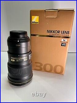 Nikon AF-S NIKKOR 300mm F/4E VR PF ED Lens