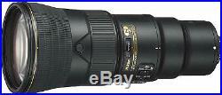 Nikon AF-S NIKKOR 500mm F/5.6E Pf ED VR Super-Telephoto Lens 20082