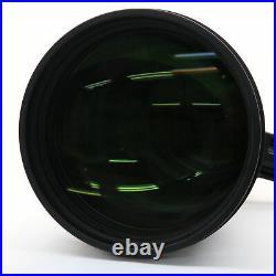 Nikon AF-S NIKKOR 600mm F/4 G ED VR -Near Mint- #239