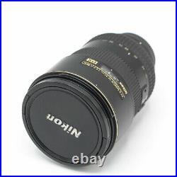 Nikon AF-S Nikkor 17-55mm f/2.8 G ED DX Zoom Lens
