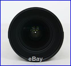 # Nikon AF-S Nikkor 24mm F/1.8G ED Lens + BW filter S/N 218384