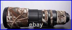 Nikon AF-S Nikkor 500mm Telephoto Lens f/4 G ED VR in CT-504 Case & extras