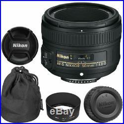 Nikon AF-S Nikkor 50mm f/1.8G Lens 2199