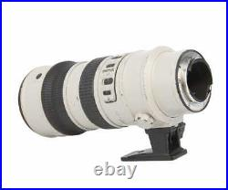 Nikon AF-S Nikkor 70-200mm F/2.8 G ED IF VR AF Lens, Gray 77 (AI)