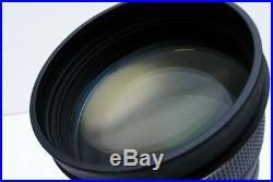 Nikon AF-S Nikkor ED 600mm f/4 D Exc+++ withCT-605 Case, Hood From Japan 5115K