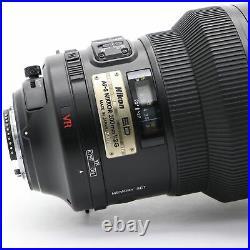 Nikon AF-S VR 200mm F/2G ED #178