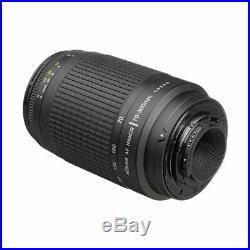 Nikon AF Zoom Nikkor 70-300mm f/4-5.6 G lens For D7100 D7500 D1X D2Xs D3s D800