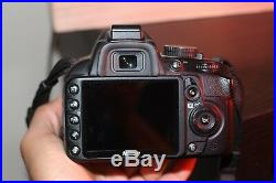 Nikon D3100 Digital SLR Camera With 18-55mm NIKKOR VR Lens (2 LENSES)