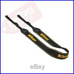 Nikon D3400 DSLR Camera + 18-55mm NIKKOR Lens + 30 Piece Accessory Bundle