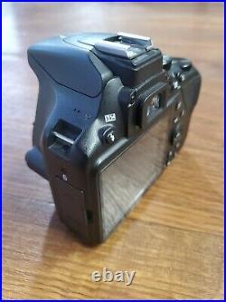 Nikon D3500 24.2 MP Digital Camera + AF-P DX NIKKOR 70-300mm f/4.5-6.3G ED Lens