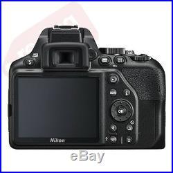 Nikon D3500 DSLR Camera + 18-55mm VR NIKKOR Lens + 30 Piece Accessory Bundle