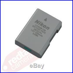 Nikon D5300 DSLR Camera + 18-55mm NIKKOR Lens + 30 Piece Accessory Bundle