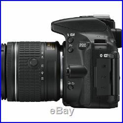 Nikon D5600 Digital SLR Camera with AF-P DX Nikkor 18-55 and 70-300 ED Lenses