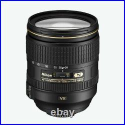Nikon D750 24.3MP FX-Format DSLR Camera with AF-S NIKKOR 24-120mm f4G ED VR Lens
