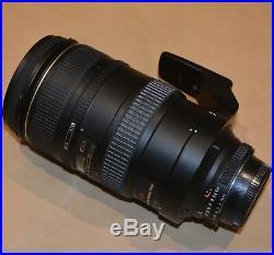 Nikon ED AF VR-NIKKOR 80-400mm f/4.56-5.6 D telephoto zoom lens