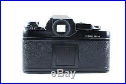 Nikon F3 eye level 35mm SLR Film Camera withnikkor 43-86mm 3.5 lens From Japan