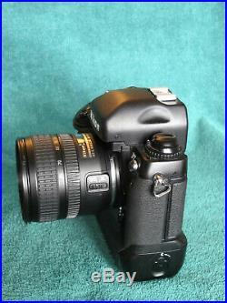 Nikon F5 35mm SLR System & AF-S Nikkor 24-85mm f/3.5-4.5G ED Lens & More Tested
