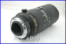 Nikon Micro NIKKOR 70-180mm f/4.5-5.6 D AF ED Excellent #3580