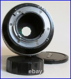 Nikon NIKKOR 105mm f/1.8 Ai-S Lens