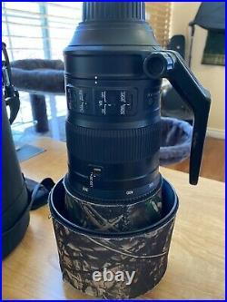 Nikon NIKKOR 200-500mm F/5.6 VR Lens