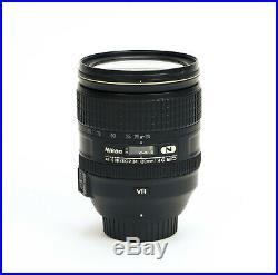 Nikon NIKKOR 24-120mm f/4 AF-S VR II SWM G IF N M/A ED Lens Pro Workhorse