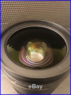 Nikon NIKKOR 24-70mm f/2.8 AF-S ED F Mount