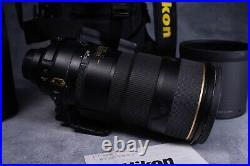 Nikon NIKKOR 300mm f/2.8 VR II G SWM AF-S IF N A/M M/A ED Lens