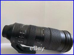 Nikon NIKKOR 500mm F/5.6 VR Lens- GREAT LENS