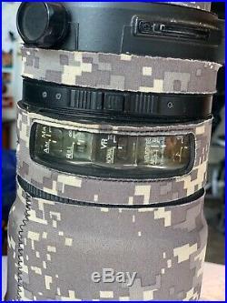 Nikon NIKKOR 500mm f/4 G SWM AF-S ED VR Lens