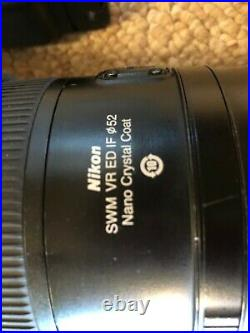 Nikon NIKKOR 600mm f/4 G SWM VR IF N M/A ED A/M Lens
