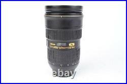 Nikon NIKKOR AF-S 24-70mm F/2.8 ED Lens #J82762