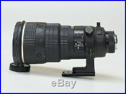Nikon NIKKOR AF-S 300mm f/2.8D ED Lens withHood HK-22 and Case