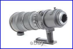 Nikon NIKKOR AF-S 500mm f/4 G SWM VR IF N A/M M/A ED Lens #J04962