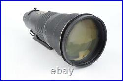 Nikon NIKKOR AF-S ED IF 500mm f/4 D II APO AF-S D IF ED Lens with Case #J01187