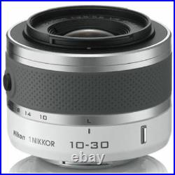 Nikon Nikkor 1 10-30mm f/3.5-5.6 VR Lens for J1 J2 J3 J5 V1 V2 -White