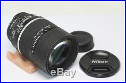Nikon Nikkor 135mm F/2 RF D AF A/M DC Lens Made In Japan